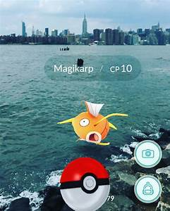 Rare And Legendary Pokemon Locations In New York City A
