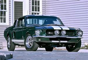 1967 Ford Mustang Shelby GT500 - specifications, photo, price, information, rating