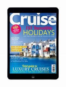 Cruise International Apr  May 2016  U2013 Digital Edition  U2013 The Chelsea Magazine Company Shop