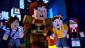 Minecraft Story Mode Episode 6 Guest Stars Community