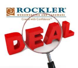 rockler coupons promo codes  deal hunting