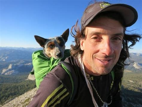 Dean Potter Dies Base Jumping Gripped Magazine