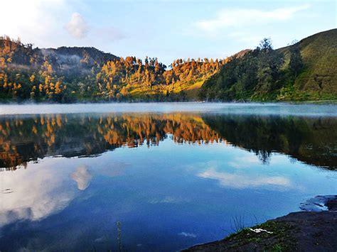 trickandy foto pemandangan alam indonesia  bikin adem