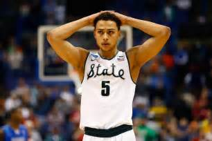 michigan state basketball busts  march madness bracket