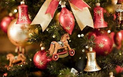 Christmas Ornaments Wallpapers Colorful Festival