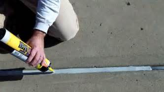 concrete expansion joints part 2 apply new watertight