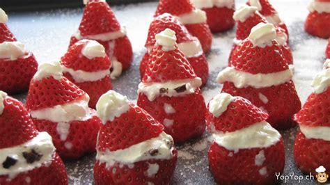 petit dessert de noel fraises p 232 re no 235 l yopyop apprendre la cuisine amusante