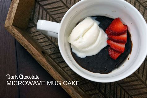 3 Microwave Mug Cakes Under 150 Calories - We're Calling