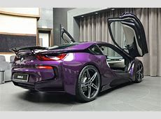 Gallery Twilight Purple BMW i8