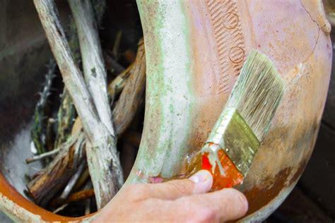 chiminea repair how to repair a clay chiminea hunker