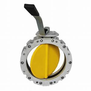 Manual Butterfly Valve At Rs 1000   Piece
