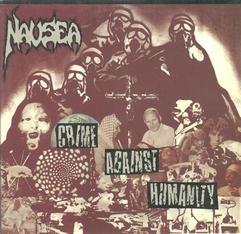 nausea crime  humanity  vinyl discogs