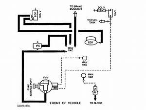 2012 Ford Focus Vacuum Line Diagram