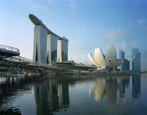 Singapore Architecture Buildings Architect