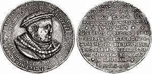 CNG: eAuction 312. TUDOR. Henry VIII. 1509-1547. AR Medal ...