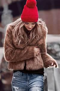 How to wear a (faux) fur coat? | Dress like a parisian