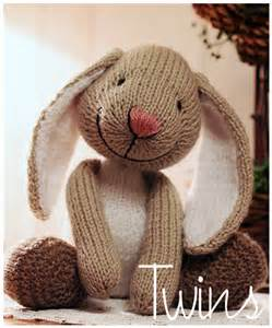 Free Knitted Toy Animal Patterns