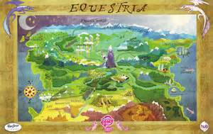 canon map  equestria show discussion mlp