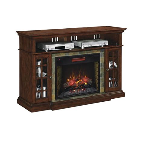 tv cabinet with fireplace electric fireplace tv stand 6412