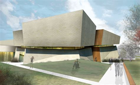 architecture bureau national museum of health and medicine landscape