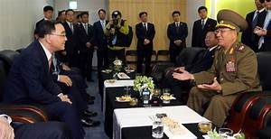 North Korea's No. 2 official visits South for highest ...