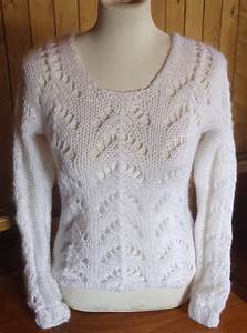 Knitted Jumper Pattern  Free Pattern For Ladies Lacy Jumper