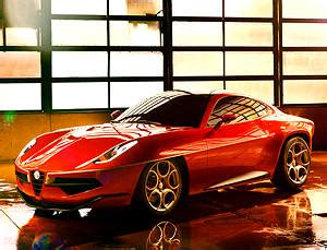 alfa romeo disco volante car specifications auto