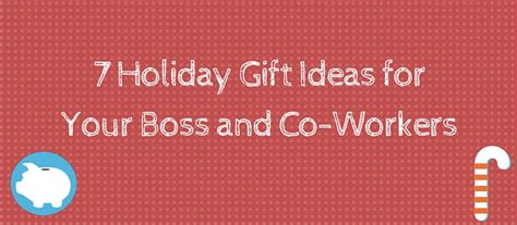 Holiday Gift Ideas For Your Boss And Co-workers-lendedu