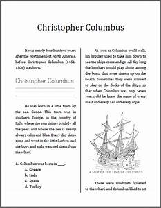 Essay On Christopher Columbus how to write a thesis for an ...
