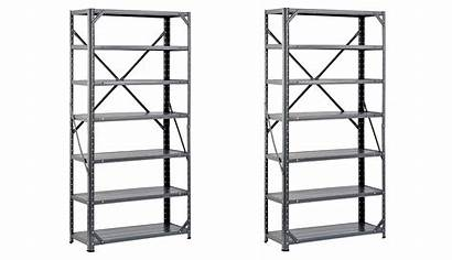 Shelf Shelving Shelves Unit Steel Metal Garage
