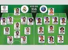 Sigue el directo del Real MadridPSG BeSoccer
