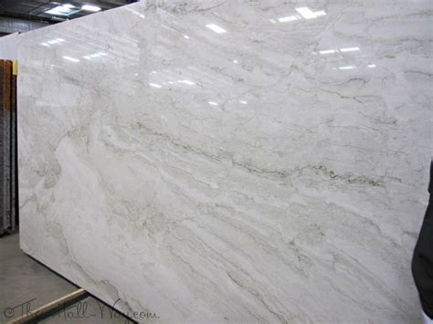 sea pearl quartzite more of a white with green