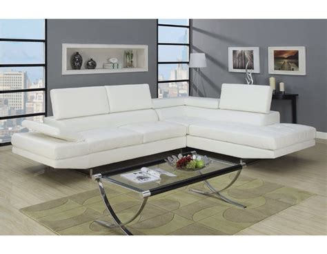 sofa seccional cuero blanco pin de carla casta 241 eda en living room pinterest sofa