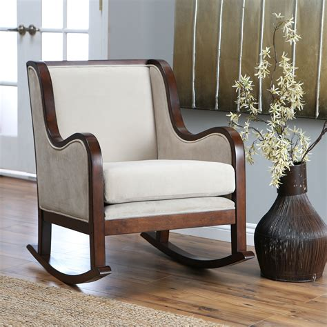 belham living baylor rocking chair at hayneedle