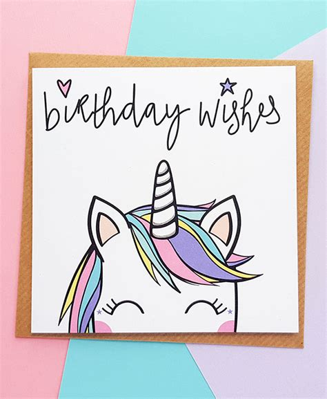 When was the last time you received a card in the mail? Handmade Birthday Cards   Art Prints   Cute & Fun   KIO Cards