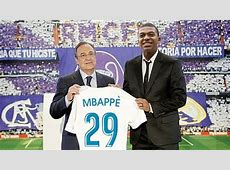 MBAPPE in REAL MADRID €180M? Most Expensive Real Madrid