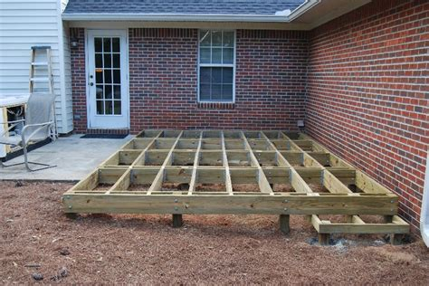 Trex Decking Support Spacing by Building A Deck Joist Spacing Deck Design And Ideas