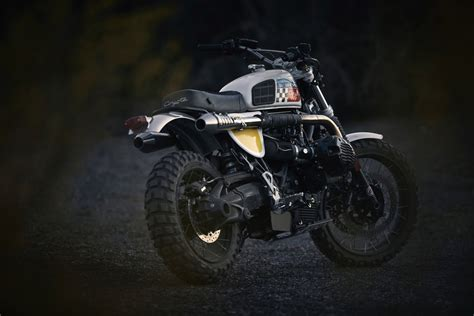 Bmw R Nine T G S Image by The Fuel Motorcycles Coyote Bmw R Ninet G S