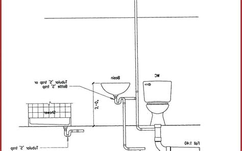 Height Of Drain For Bathroom Sink by New Plumbing In Dimensions For Kitchen Sink In