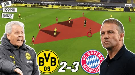 Video: Borussia Dortmund vs Bayern Munich - tactical analysis