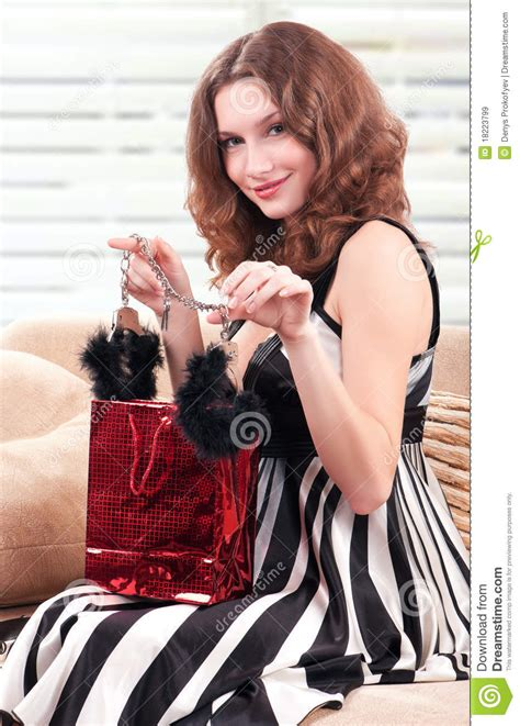 woman  handcuffs royalty  stock images image