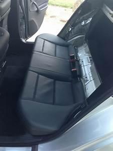 2007 C230 Folding Rear Seats