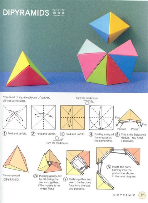 origami for beginners kawamura m polyhedron origami for beginners