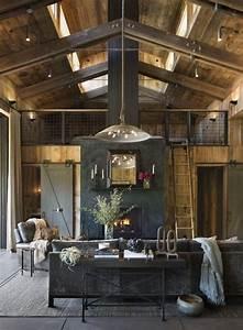 Modern Cabin Interior Design Best 25 Modern Cabin Decor Ideas On Pinterest Rustic Modern Simple