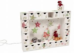 Weihnachtsmann Basteln Aus Pappe : bastelanleitung adventskalender aus pappe gestalten ~ Haus.voiturepedia.club Haus und Dekorationen