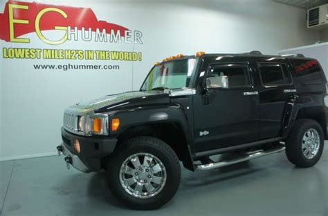 amazing hummer mpg find new 2009 hummer h3 luxury for low one