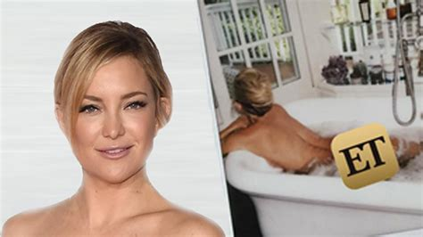 kate actress on instagram nsfw kate hudson shows her bare butt while lying naked in