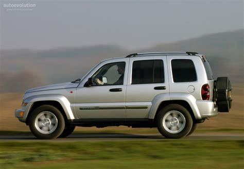cherokee jeep 2005 jeep cherokee liberty specs 2005 2006 2007 autoevolution