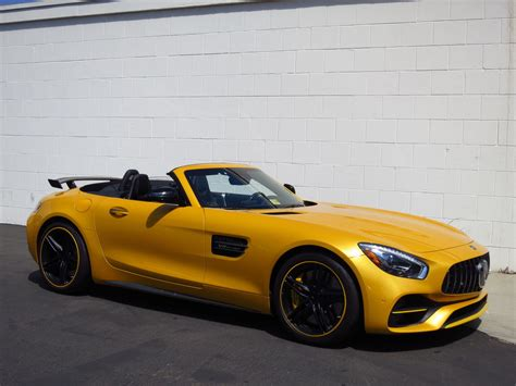 This affects some functions such as contacting salespeople, logging in or managing your vehicles for sale. 2018 Mercedes-Benz AMG GT-C Roadster for sale #91758 | MCG
