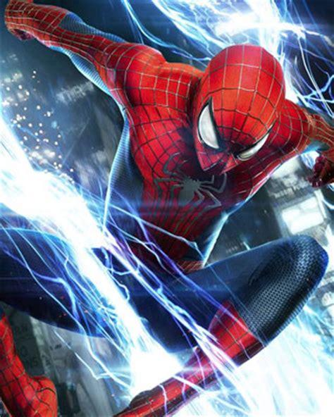 slightly  poster   amazing spider man  geektyrant